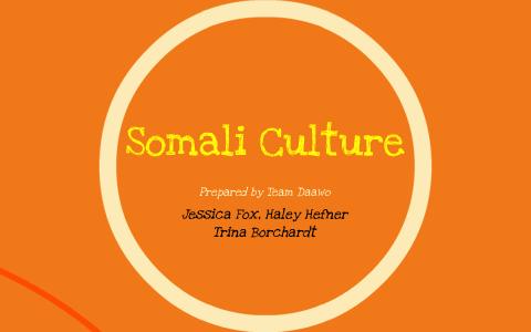 Somali Culture by Trina Borchardt on Prezi
