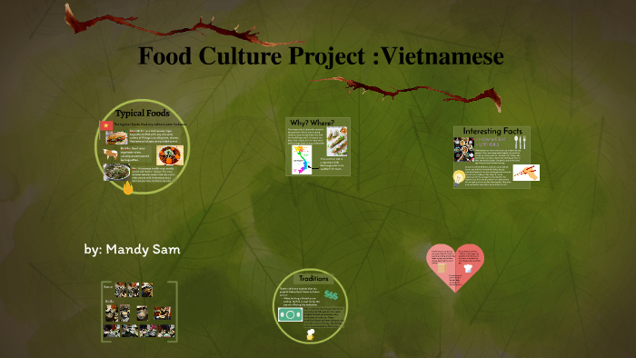 Food Culture Project by Mandy Sam on Prezi
