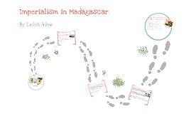 Intalnirea franceza in Madagascar