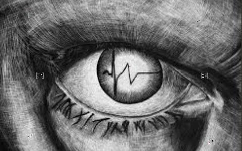 vulture eye tell tale heart