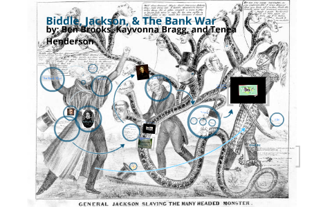The Bank War By Ben Brooks