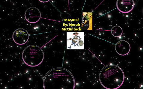 masked mcclintock norah