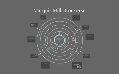a5c398531d436f Marquis Mills Converse by bailey jones on Prezi