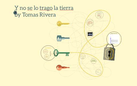 Y No Se Lo Trago La Tierra By Tomas Rivera By America Cuevas