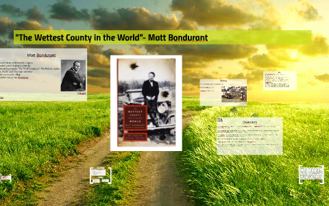 Matt Bondurant by christian karaban on Prezi