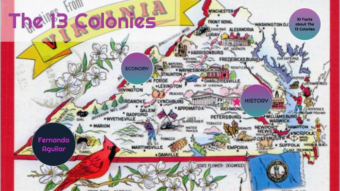 The 13 Coloneis by Fernanda Aguilar on Prezi Next