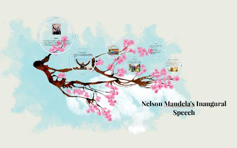 mandela inaugural speech analysis