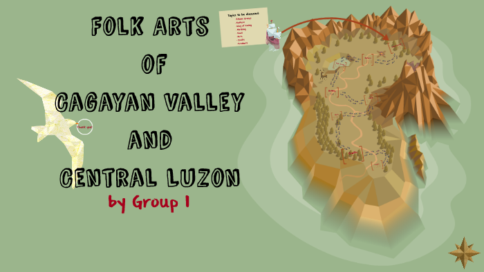 Folk Arts of Cagayan Valley and Central Luzon by John Rex