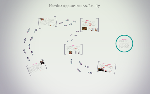 hamlet appearance vs reality