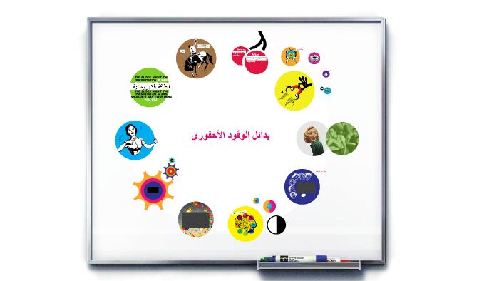 بدائل الوقود الأحفوري By Ibtsam Eslam