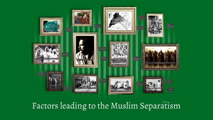 muslim separatism in india