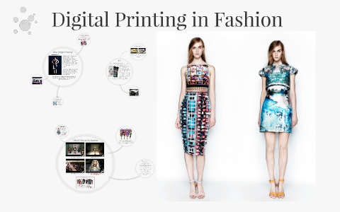 Digital Printing in Fashion by Roberta Gallucci on Prezi