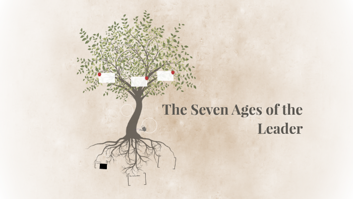 the seven ages of the leader