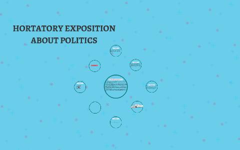 Hortatory Exposition By Tb Zainal On Prezi