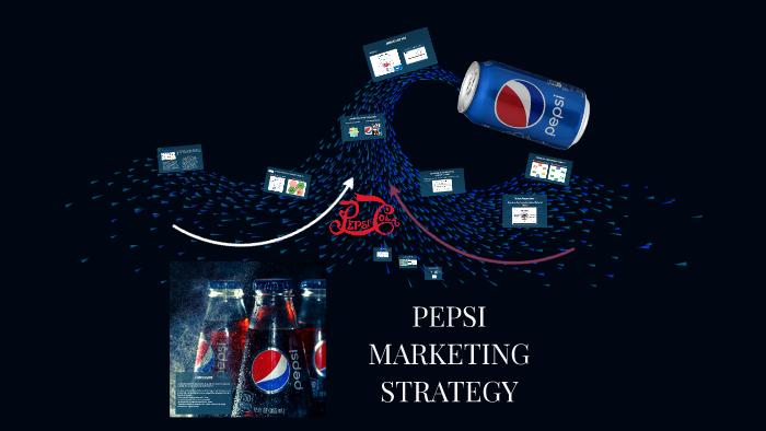 pepsi market segmentation strategy