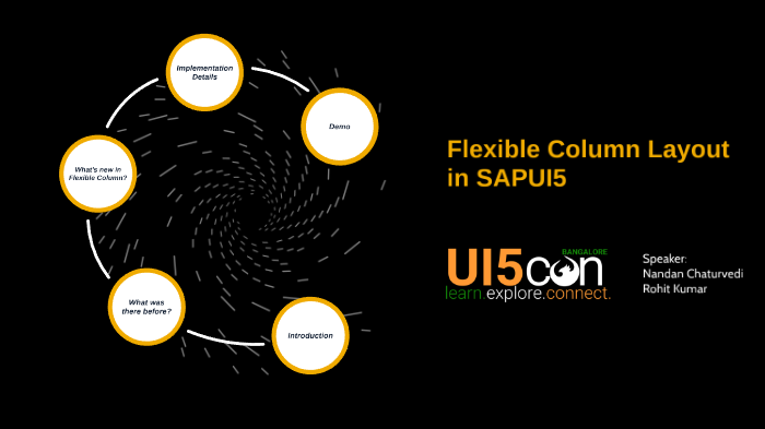 New Flexible Column Layout in SAPUI5 by NANDAN CHATURVEDI on