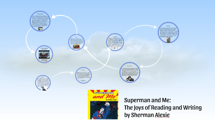 descriptive essay on superman