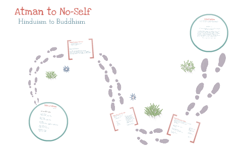 Atman to No-Self (Hinduism to Buddhism) by Robert Sherman on