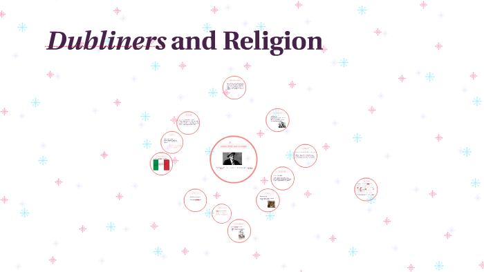 religion in dubliners