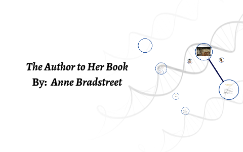 an author to her book