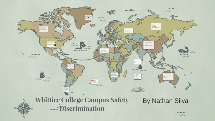 Whittier College Campus Safety Discrimination By Nathan Silva On Prezi