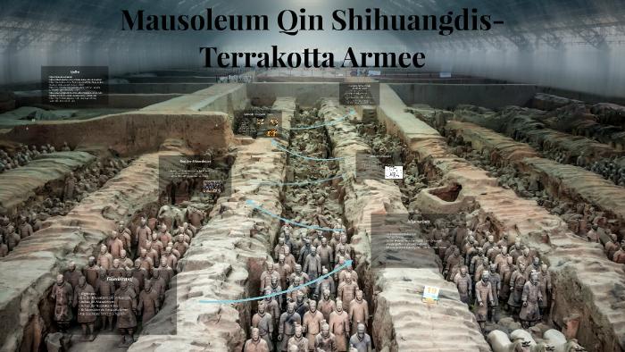mausoleum qin shihuangdis