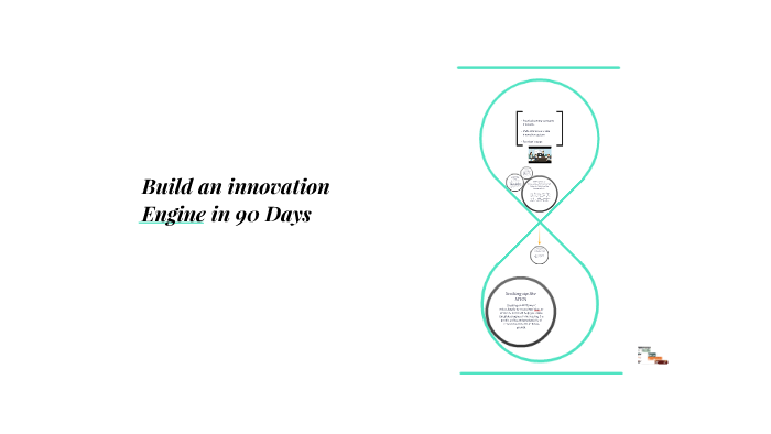 [DVZP_7254]   Build an innovation Engine in 90 Days by Fernanda Ferreira | Innovation Engine Diagram |  | Prezi