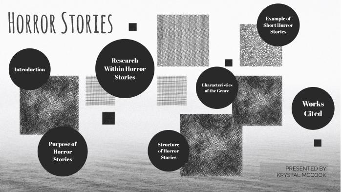 Genre Lesson-Horror Stories by Krystal McCook on Prezi Next
