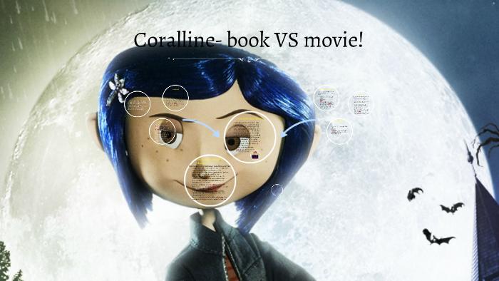 coraline book vs movie