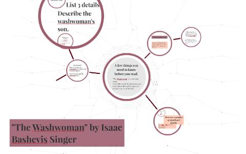 The Washwoman By Isaac Bashevis Singer Esteban Najera On Prezi