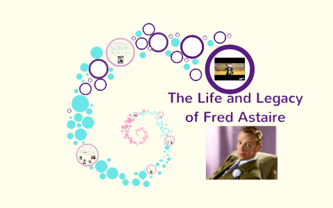 The Life And Legacy Of Fred Astaire By Kiana Knuth