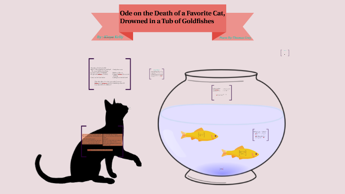 ode on the death of a favourite cat