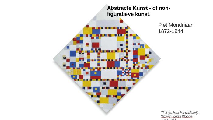 Ongebruikt Abstracte Kunst - of non-figuratieve kunst by Marika Lust on Prezi XT-38