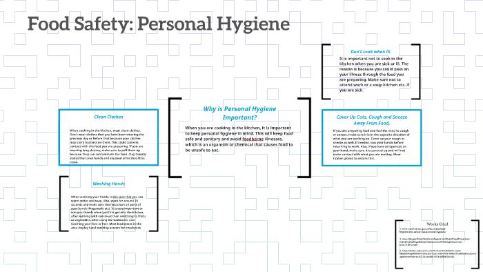 Food Safety: Personal Hygiene by on Prezi