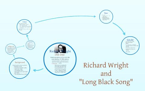 long black song richard wright