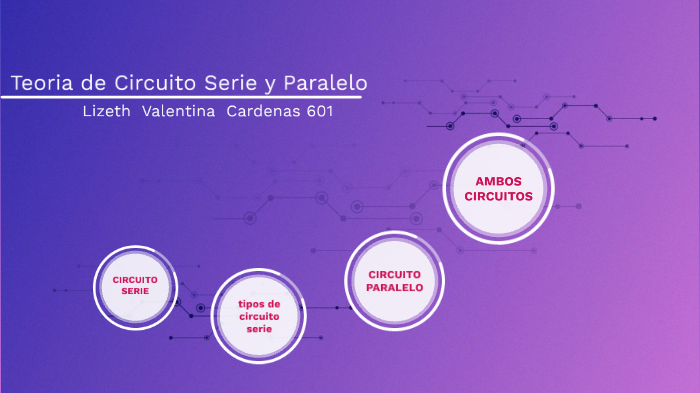 Circuito Paralelo Y En Serie : Teoria del circuito serie y paralelo by alejita velasquez on prezi
