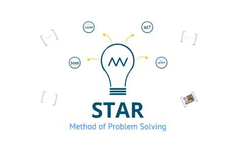 star problem solving