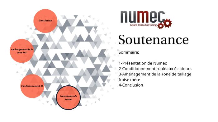 Soutenance Stage Numec By Prokcyon On Prezi Next