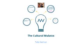The Cultural Mulatto by Talia Harrison