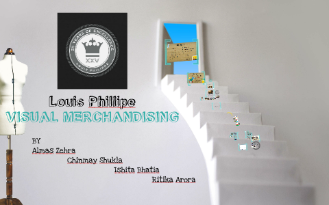 Visual Merchandising louis philippe by Ishita Bhatia on Prezi