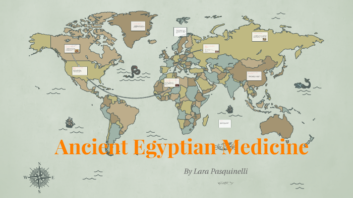 What is ancient Egyptian medicine? by Arnika Filippi on Prezi