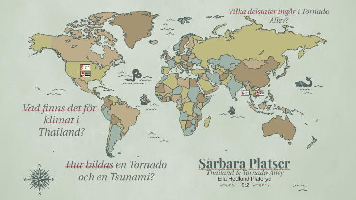 Sårbara Platser By Ella Hedlund Plateryd On Prezi