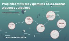 Propiedades Fisicas Y Quimicas De Los Alcanos Alquenos Y Alq By Abner Chica