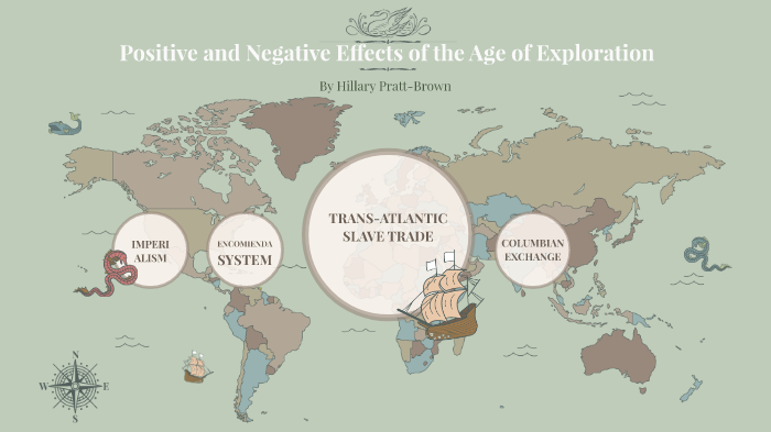 effects of the age of exploration