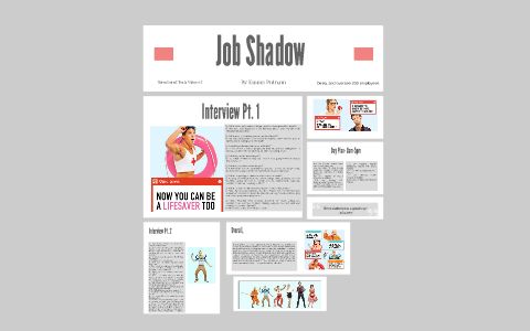 Job Shadow- TechSavvy Director of Tech Support! by Emma