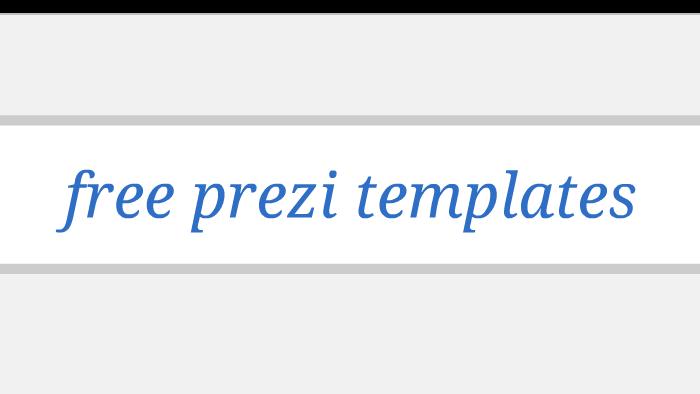 Prezi Templates Free | Free Prezi Templates By Prezi Templates By Prezibase On Prezi