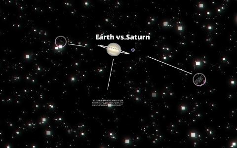 Earth vs.saturn by kane carty on Prezi
