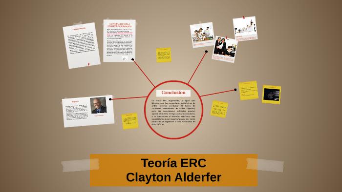 Teoría Erc De Clayton Alderfer By Prezi User On Prezi