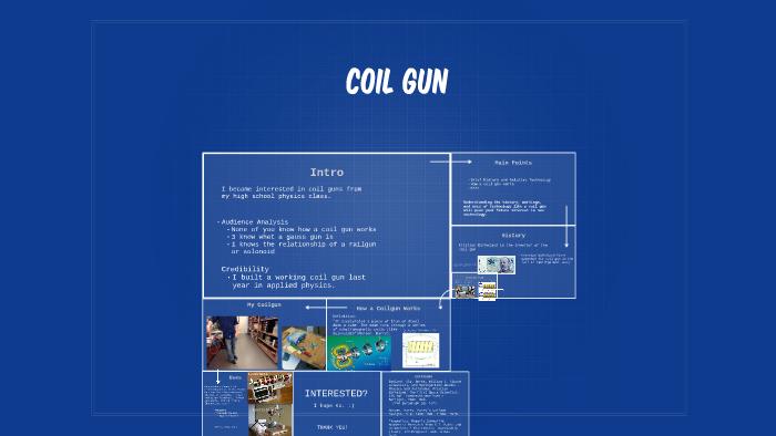 coil gun by Sean Tomlin on Prezi
