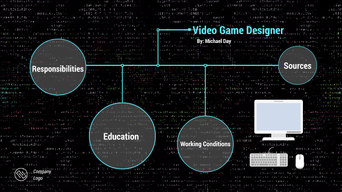 Video Game Designer By Michael Day On Prezi Next - Video game designer working conditions